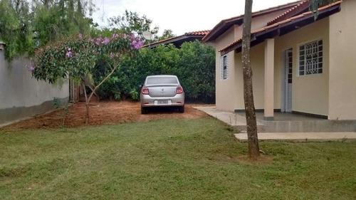 chácara com 2 dormitórios à venda, 1000 m² por r$ 290.000 - parque das palmeiras - artur nogueira/sp - ch0397