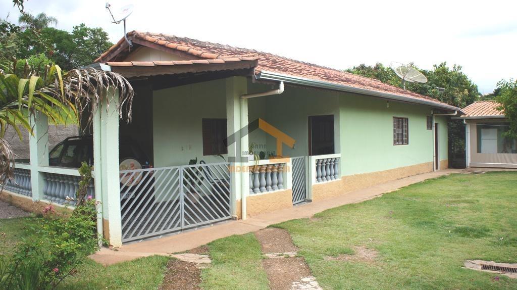chácara com 2 dormitórios à venda, 1000 m² por r$ 320.000,00 - chácara san martin i - itatiba/sp - ch0083