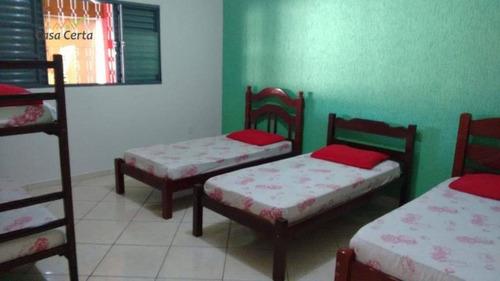chácara com 2 dormitórios à venda, 1000 m² por r$ 460.000 - chácara pantanal engenho velho - mogi guaçu/sp - ch0090