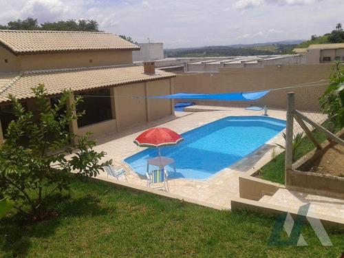 chácara com 2 dormitórios à venda, 1056 m² por r$ 490.000 - caputera - sorocaba/sp - ch0017