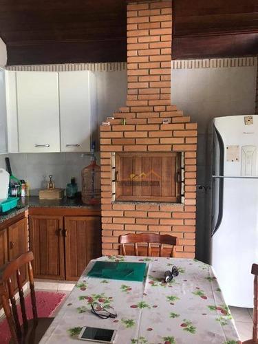 chácara com 2 dormitórios à venda, 1069 m² por r$ 490.000 - ch0102