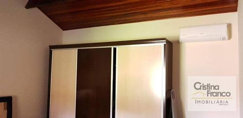 chácara com 2 dormitórios à venda, 1069 m² por r$ 490.000 - condomínio chácaras florida - itu/sp - ch0163