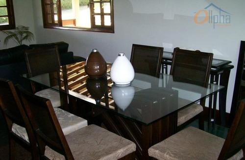 chácara com 2 dormitórios à venda, 1200 m² por r$ 460.000 - portal são marcelo - bragança paulista/sp - ch0009