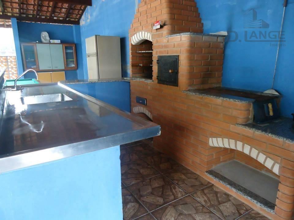 chácara com 2 dormitórios à venda, 1225 m² por r$ 370.000 - recanto das águas - paulínia/sp - ch0255