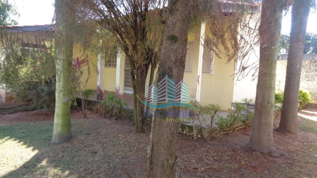 chácara com 2 dormitórios à venda, 1250 m² por r$ 530.000 - chácara recreio alvorada - hortolândia/sp - ch0022