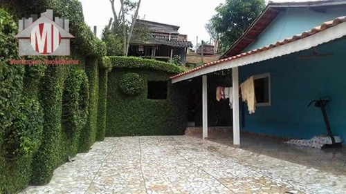 chácara com 2 dormitórios à venda, 1600 m² por r$ 270.000 - ch0175