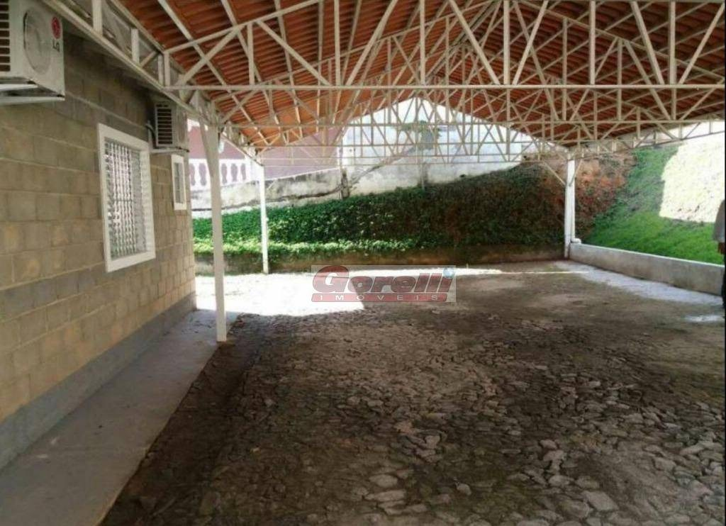 chácara com 2 dormitórios à venda, 1600 m² por r$ 430.000 - veraneio irajá - jacareí/sp - ch0087
