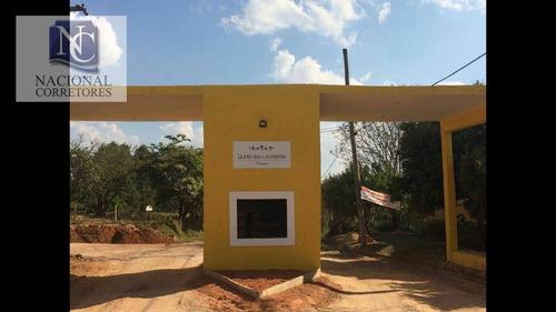 chácara com 2 dormitórios à venda, 2000 m² por r$ 350.000 - parque residencial quinta das laranjeiras - itu/sp - ch0024