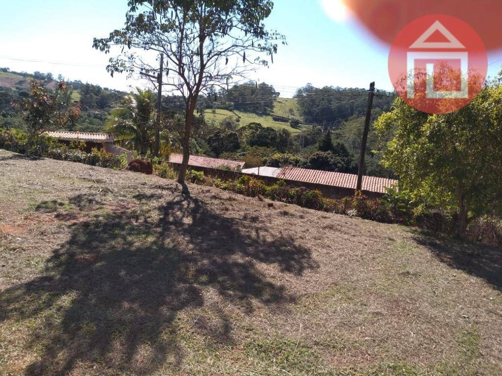 chácara com 2 dormitórios à venda, 2000 m² por r$ 350.000,00 - chácara alvorada - bragança paulista/sp - ch0186