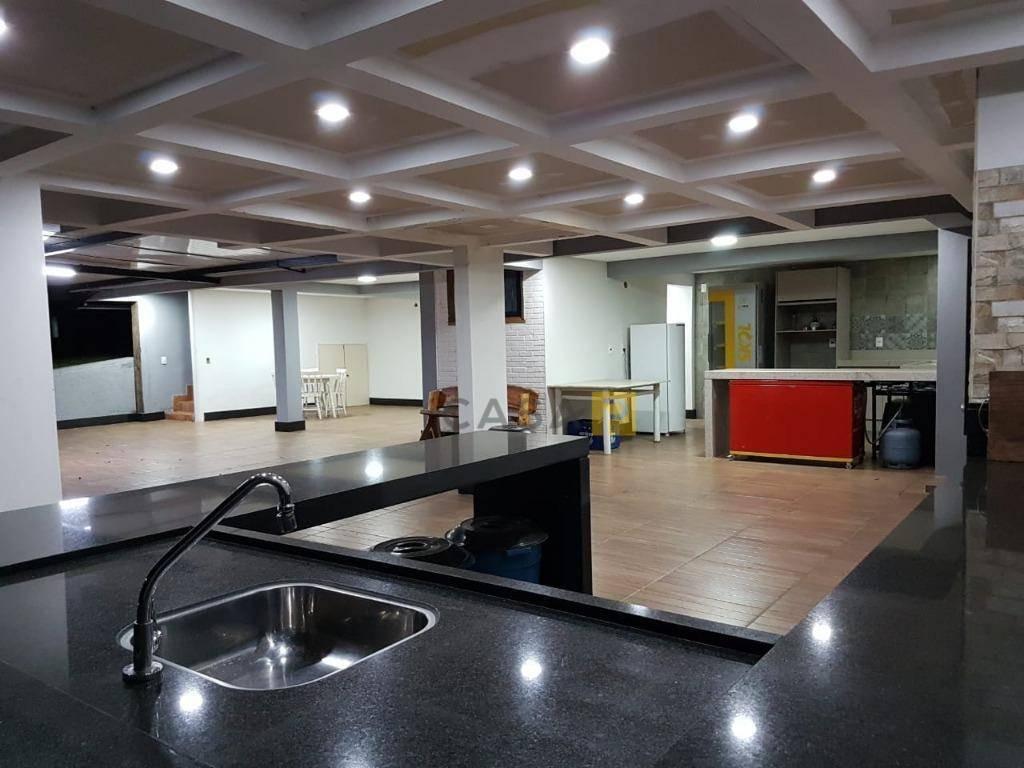 chácara com 2 dormitórios à venda, 2099 m² por r$ 2.000.000 - chácara lucília - americana/sp - ch0018