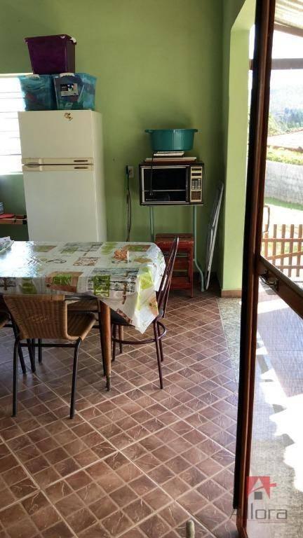 chácara com 2 dormitórios à venda, 2200 m² por r$ 375.000 -  bragança paulista/sp*estuda permuta por imóvel em são paulo até 90%** - ch0180