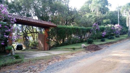 chácara com 2 dormitórios à venda, 2505 m² por r$ 300.000,00 - cocais - ibiúna/sp - ch0113