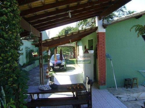 chácara com 2 dormitórios à venda, 2590 m² por r$ 375.000 - condomínio lagoinha - jacareí/sp - ch0134