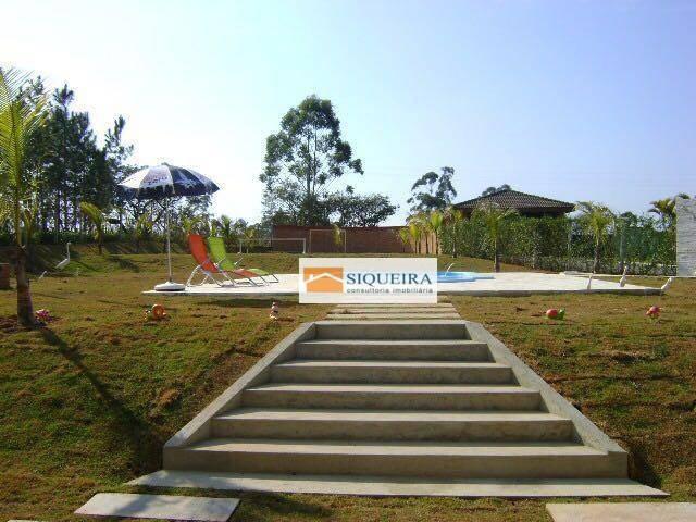 chácara com 2 dormitórios à venda, 2700 m² por r$ 550.000 - éden - sorocaba/sp - ch0031