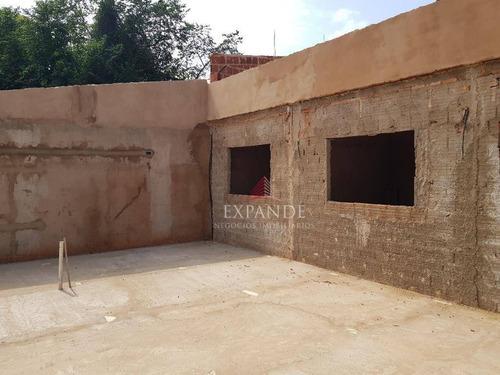 chácara com 2 dormitórios à venda, 300 m² por r$ 130.000 - vale do igapó - bauru/sp - ch0036