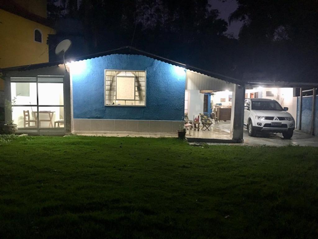chácara com 2 dormitórios à venda - água azul - guarulhos/sp - ch0106