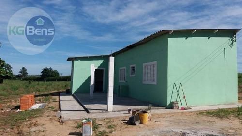 chácara com 2 dormitórios à venda por r$ 310.000 - mato dentro - artur nogueira/sp - ch0016