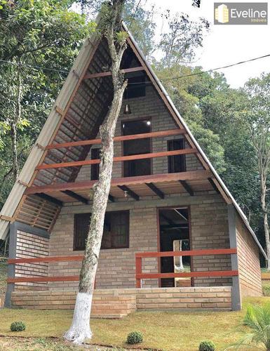 chácara com 2 dorms, taiaçupeba, mogi das cruzes - r$ 240 mil, cod: 817 - v817