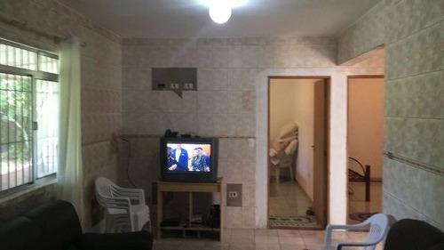 chácara com 2 quartos e escritura em itanhaém - ref 4318-p