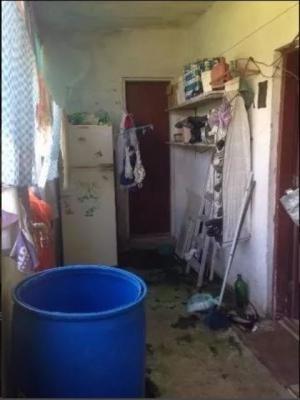 chácara com 2 quartos em itanhaém, no gaivota - ref 2694-p