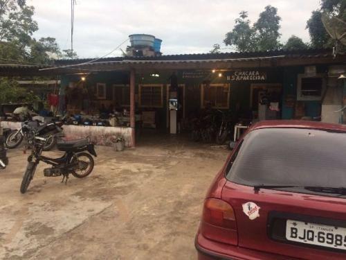 chácara com 2 suítes em itanhaém-sp, confira - ref 3096