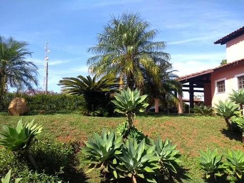 chácara com 2 suítes à venda, 1000 m² por r$ 400 mil - bragança paulista sp - ch1212