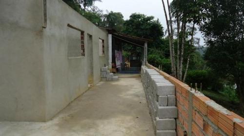 chácara com 20.000 m² em juquitiba casa nova