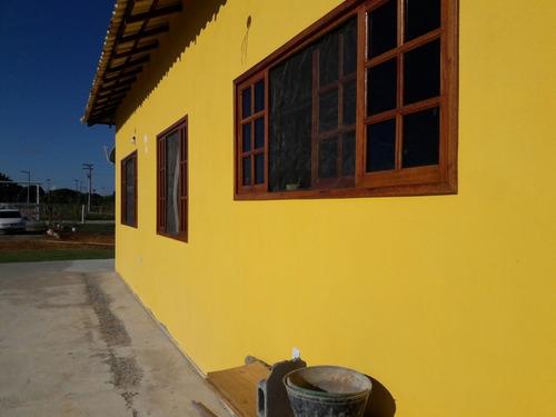 chácara com 2500 m², no cantagalo, rio das ostras