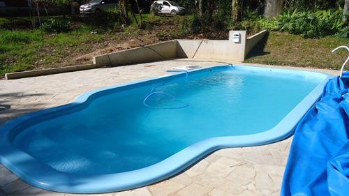 chácara com 29000m2 - 2 casas e piscina