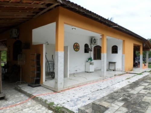 chácara com 3 dormitórios e piscina - ref 4208-p