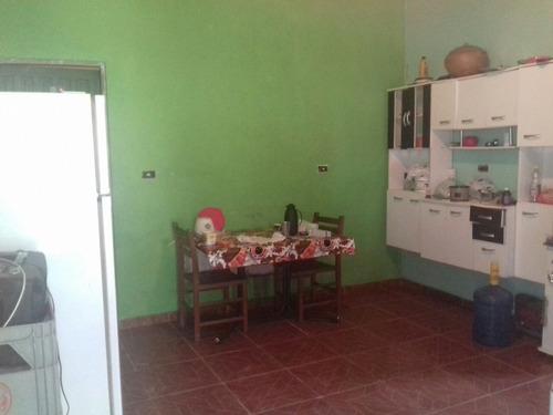 chácara com 3 dormitórios - itanhaém/sp-parque real - 3500 e
