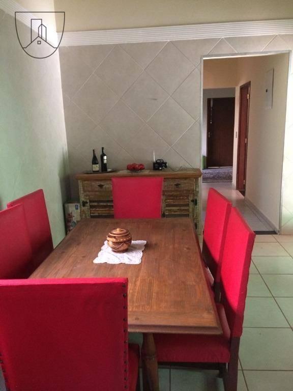 chácara com 3 dormitórios, sendo 1 suíte à venda, 1200 m² por r$ 350.000 - bairro do campinho- bragança paulista/sp - ch0005