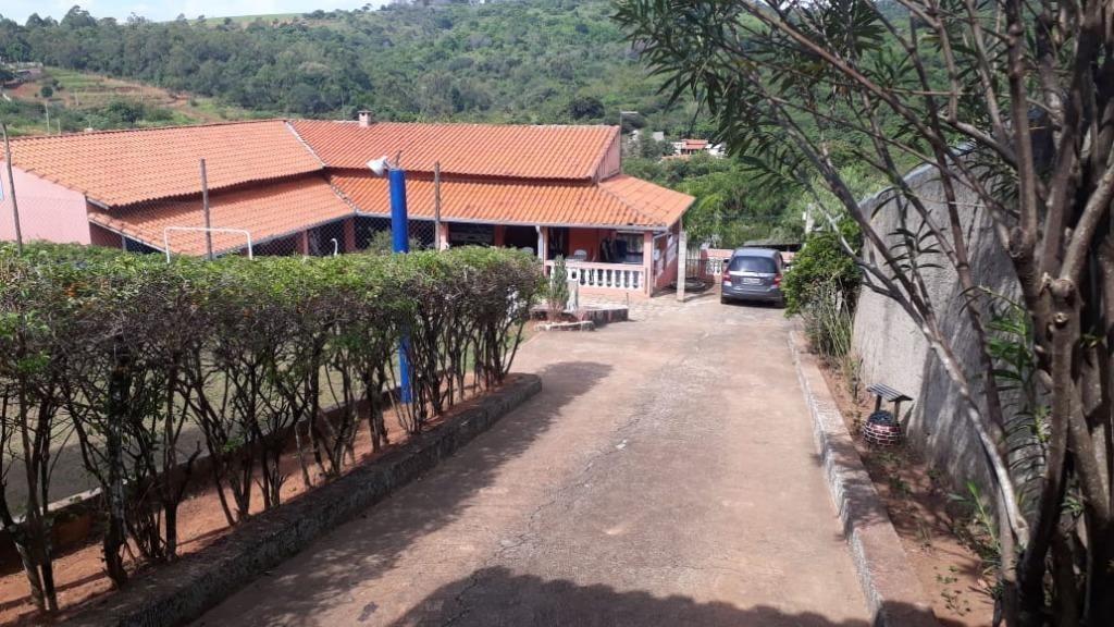 chácara com 3 dormitórios à venda, 1000 m² por r$ 298.000,00 - loteamento chácaras gargantilhas - campinas/sp - ch0415