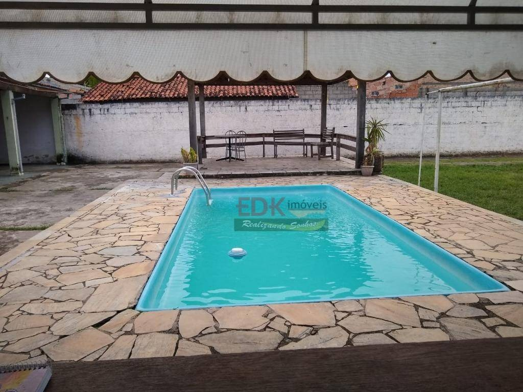 chácara com 3 dormitórios à venda, 1000 m² por r$ 450.000 - chácara flórida - taubaté/sp - ch0094