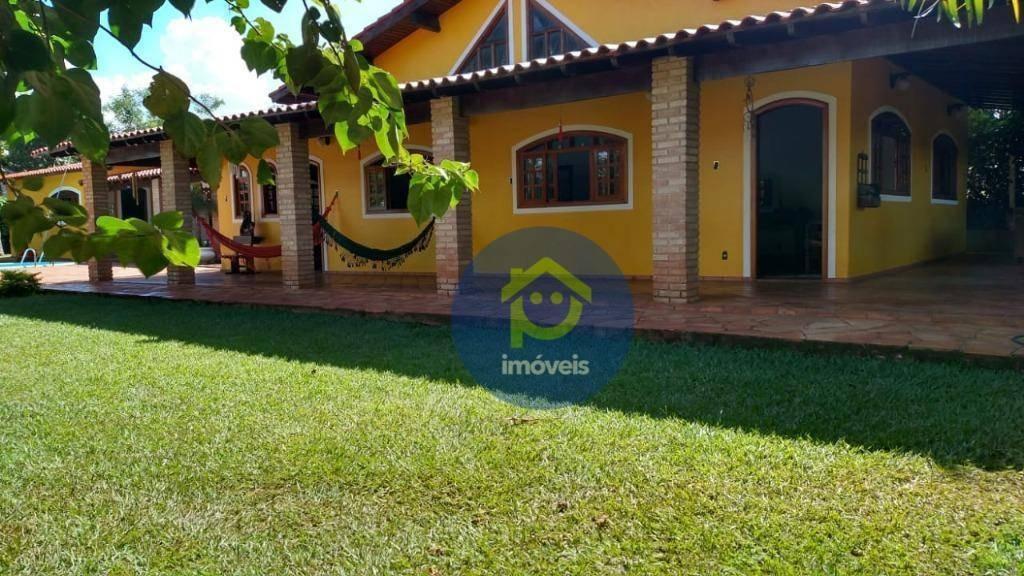 chácara com 3 dormitórios à venda, 1000 m² por r$ 450.000 - estância são carlos (zona rural) - são josé do rio preto/sp - ch0077