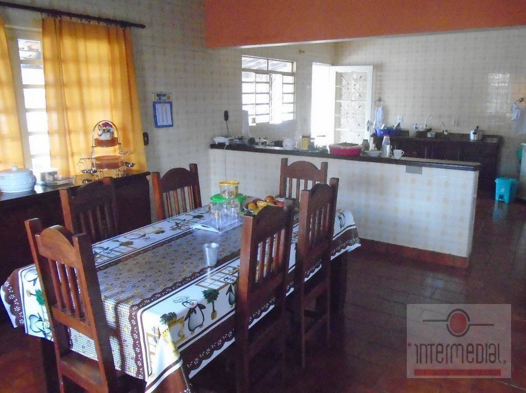 chácara com 3 dormitórios à venda, 1000 m² por r$ 600.000,00 - fazenda castelo - boituva/sp - ch0505