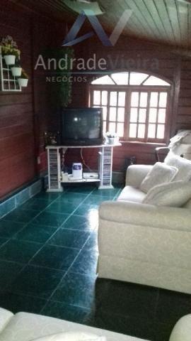 chácara com 3 dormitórios à venda, 1000 m² por r$ 690.000 - chácaras do lago - vinhedo/sp - ch0014