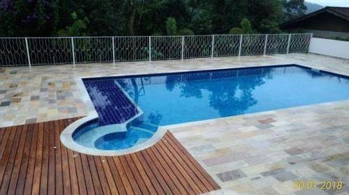chácara com 3 dormitórios à venda, 1050 m² por r$ 1.400.000 - rancho grande - mairiporã/sp - ch0031