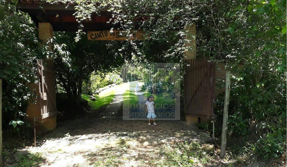 chácara com 3 dormitórios à venda, 10500 m² por r$ 520.000,00 - vale dos lagos - joanópolis/sp - ch0001