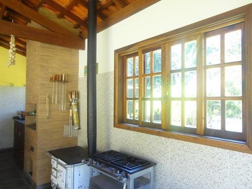 chácara com 3 dormitórios à venda, 1060 m² por r$ 980.000 - serra negra - bom jesus dos perdões/sp - ch0236