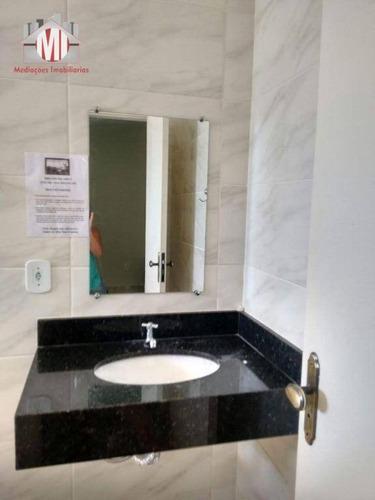 chácara com 3 dormitórios à venda, 1110 m² por r$ 350.000 - socorro - socorro/sp - ch0378