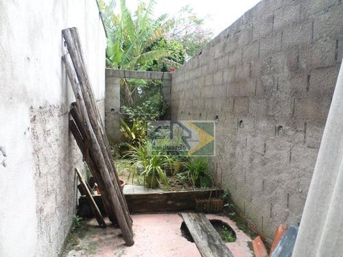 chácara com 3 dormitórios à venda, 1200 m² por r$ 300.000 - jardim chácara méa - suzano/sp - ch0008