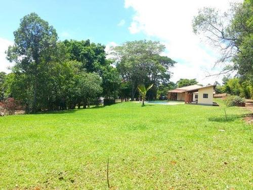 chácara com 3 dormitórios à venda, 12000 m² por r$ 600.000 - centro - ibiúna/sp - ch0220