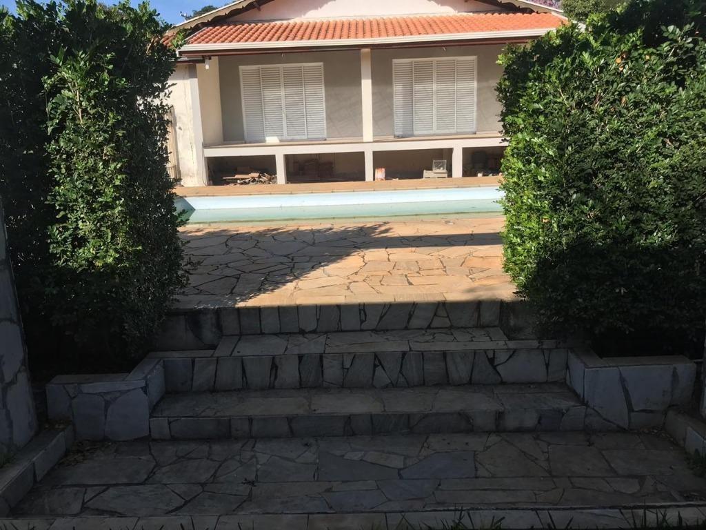 chácara com 3 dormitórios à venda, 1250 m² por r$ 1.200.000 - chácara recreio alvorada - hortolândia/sp - ch0021