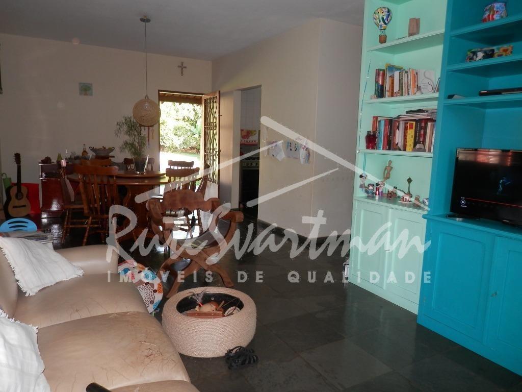 chácara com 3 dormitórios à venda, 1260 m² por r$ 580.000,00 - village campinas - campinas/sp - ch0180