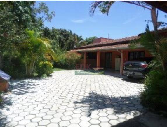 chácara com 3 dormitórios à venda, 1450 m² por r$ 500.000 - borba - pindamonhangaba/sp - ch0108