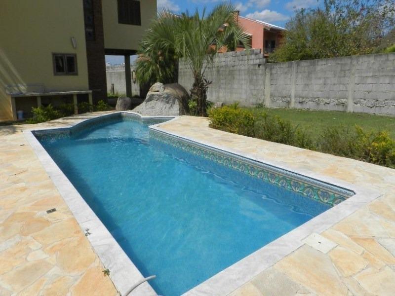 chácara com 3 dormitórios à venda, 1720 m² por r$ 750.000,00 - caputera - sorocaba/sp - ch00031 - 34356706