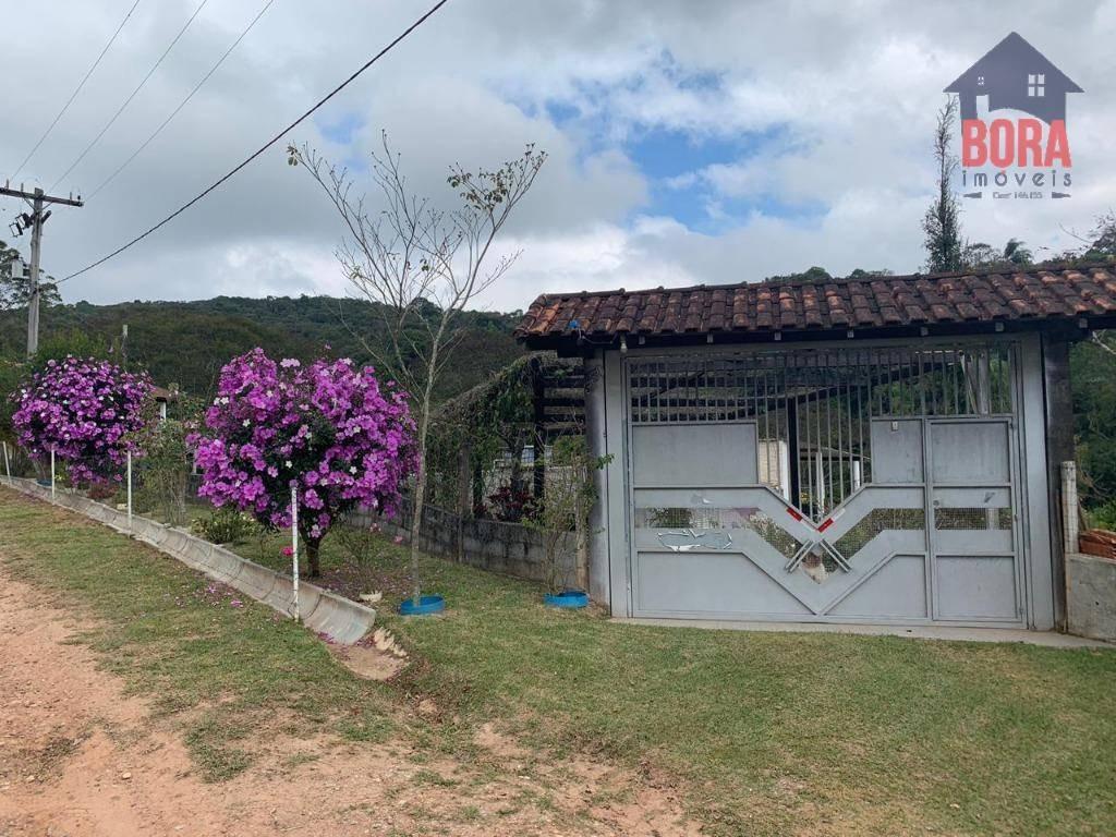 chácara com 3 dormitórios à venda, 2000 m² por r$ 345.000 - terra preta - mairiporã/sp - ch0272