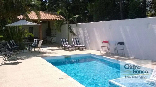 chácara com 3 dormitórios à venda, 2000 m² por r$ 640.000 - condomínio chácaras florida - itu/sp - ch0161