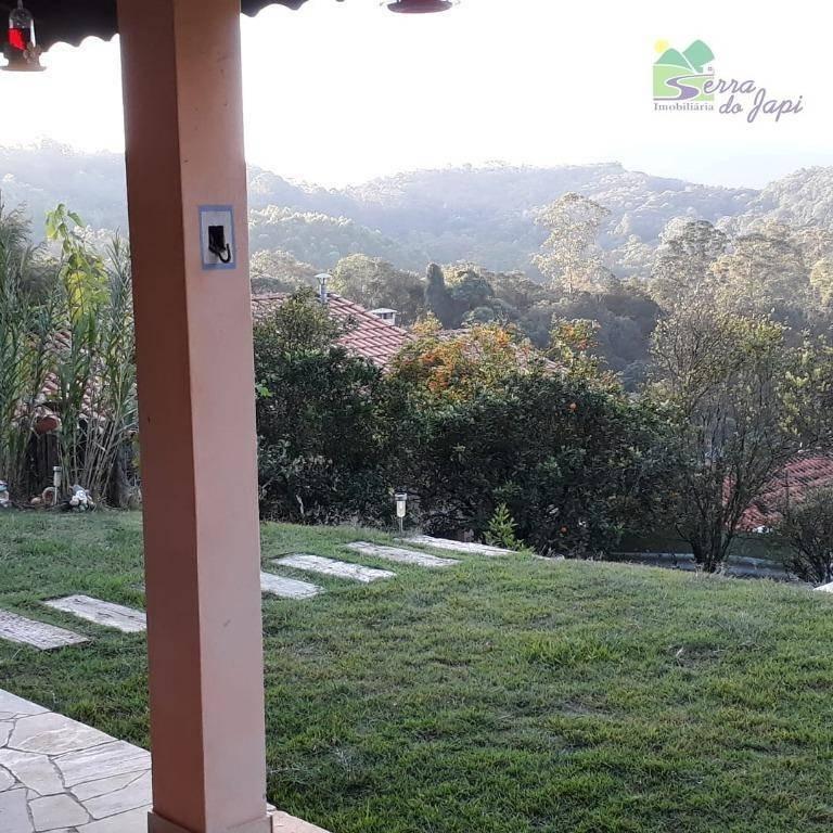 chácara com 3 dormitórios à venda, 2000 m² por r$ 750.000,00 - vila esperança - jundiaí/sp - ch0128